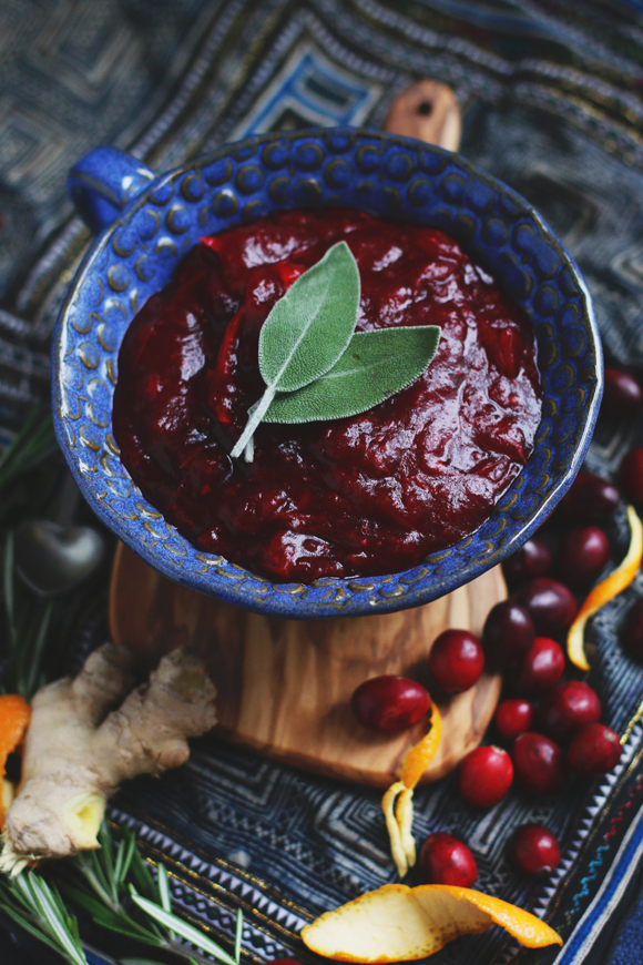 Cranberry Sauce 6Small