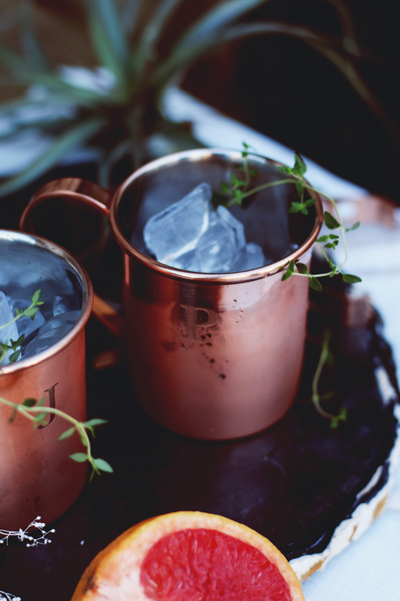 Thyme Moscow Mule 3