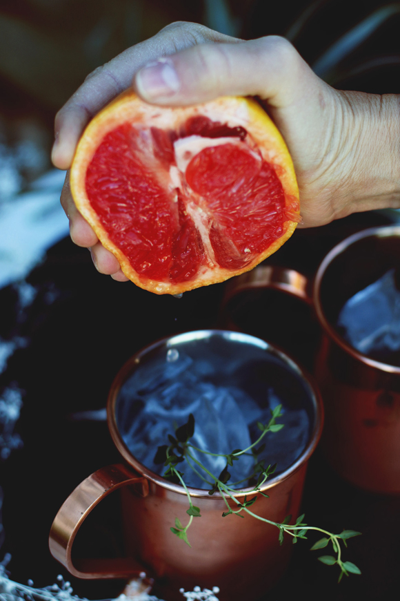 Thyme Moscow Mule 4
