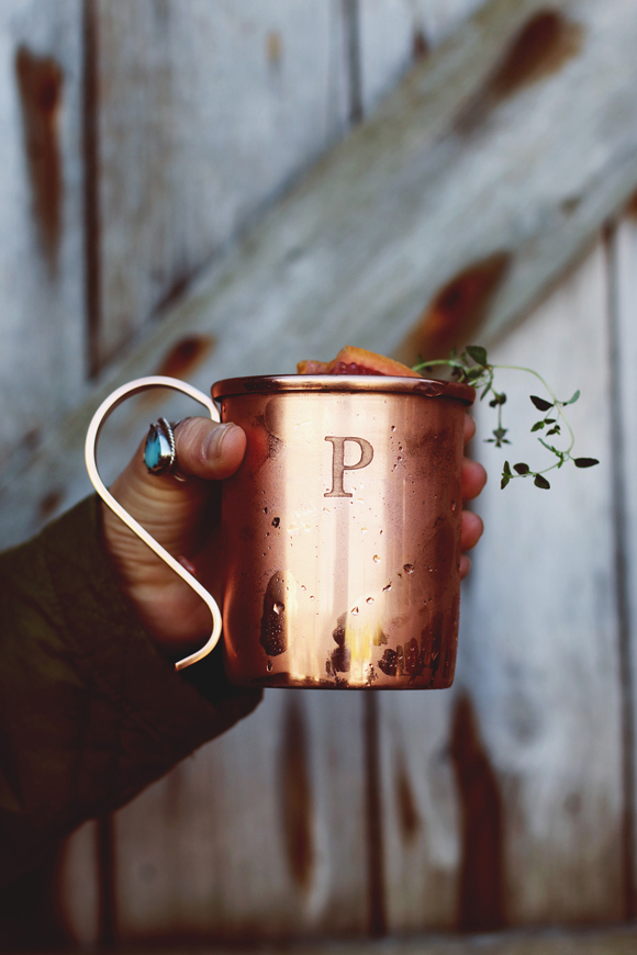 Thyme Moscow Mule 6