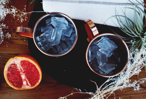 Thyme Moscow Mule 9