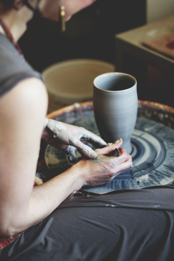 Post image for At The Wheel With Victoria Smith Ceramics