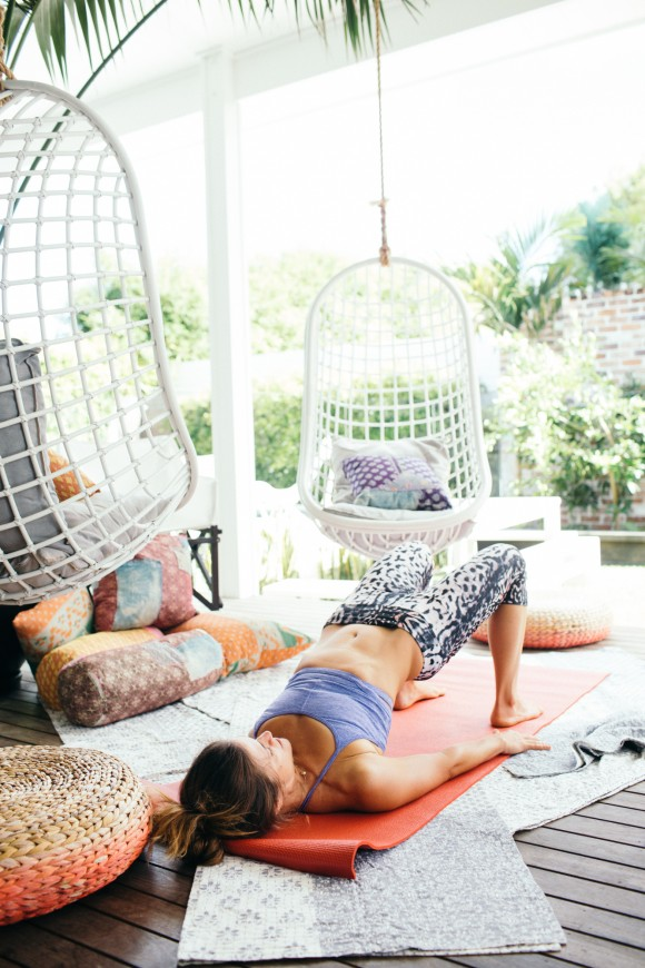Post image for Weekend Do: Host an At-Home Yoga Class