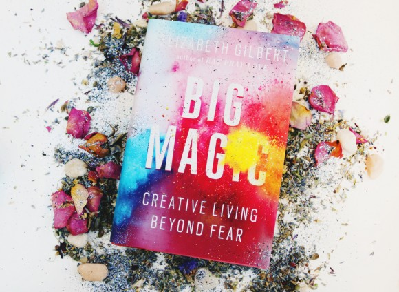 Post image for December Book Club Pick: Big Magic by Elizabeth Gilbert