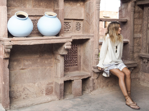 Post image for Exploring India with Lucy Williams + WIN a £500 Gift Card