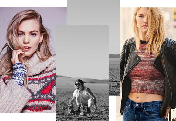 Post image for Last Minute Gift Guides With Models Martha Hunt, Maritza Veer and Nick Fouquet
