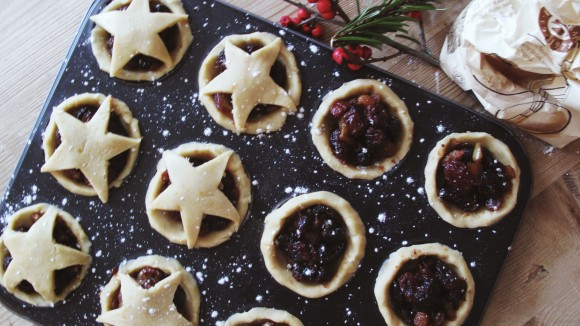 Post image for From Across the Pond: Gluten-Free Mince Pies