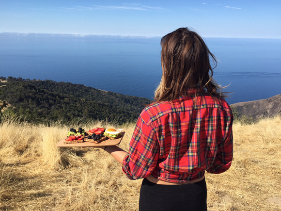 Post image for Big Sur Through the Eyes of A Foodie: 4 Easy Recipes for Your Next Camping Trip