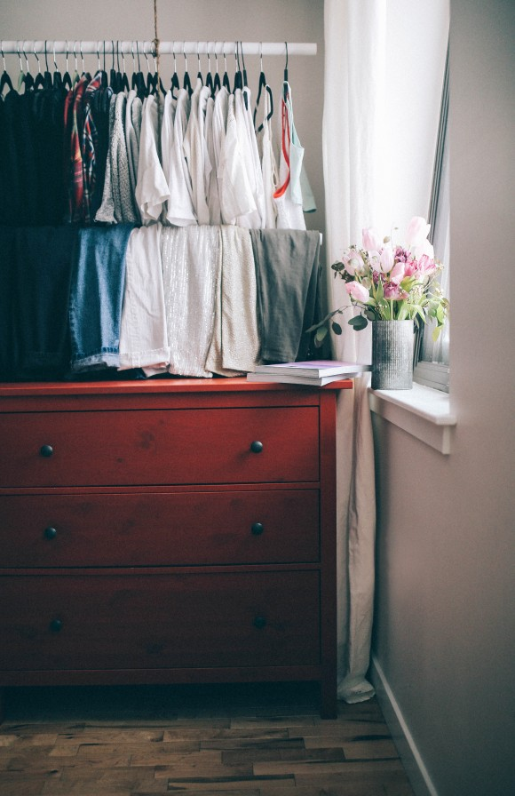 Post image for Sunday Spotlight: The Alternative Closet Organization Guide