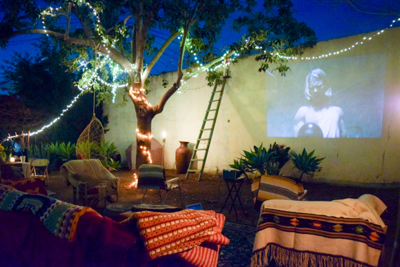 - Make: Backyard Theater DIY