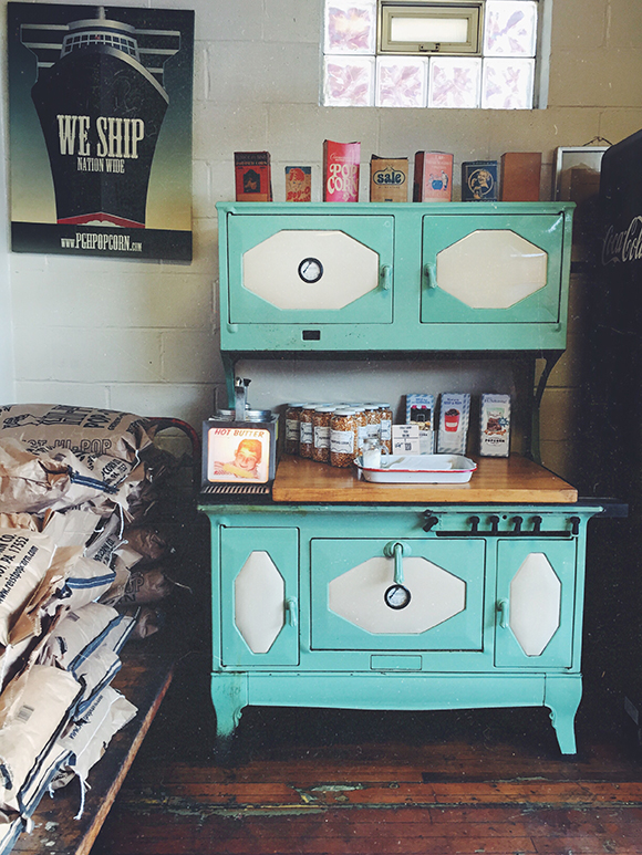 Post image for Decor Crush: Retro Popcorn Shop