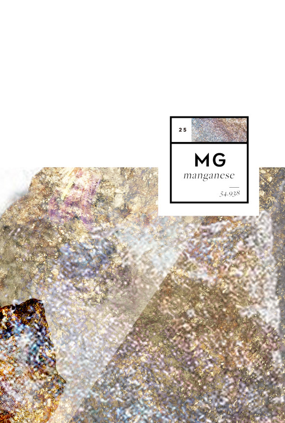 Mineral_Magnanese