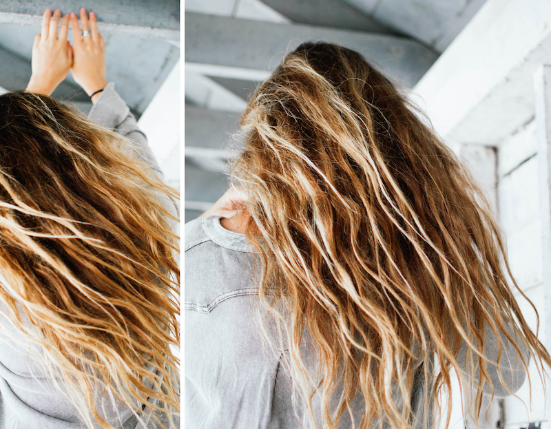 Post image for How To Air Dry Hair: A Frizz- and Fuss-Free Guide