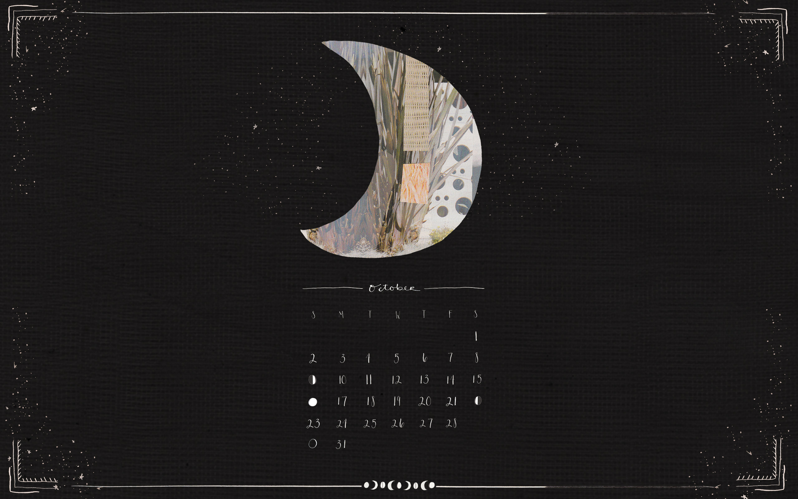 2a9c45507a October Moon Calendar Download