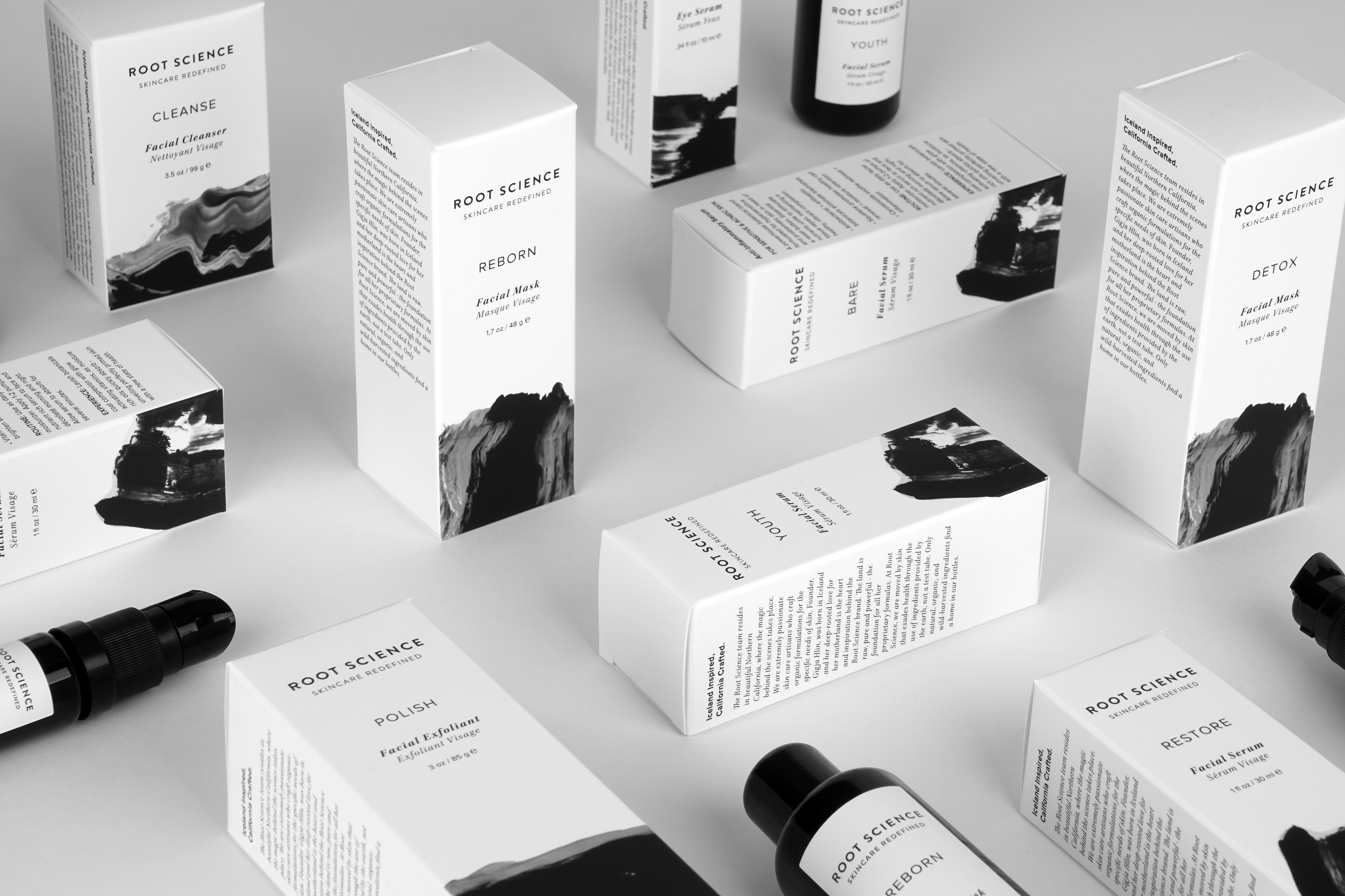 Root Science Skincare Products