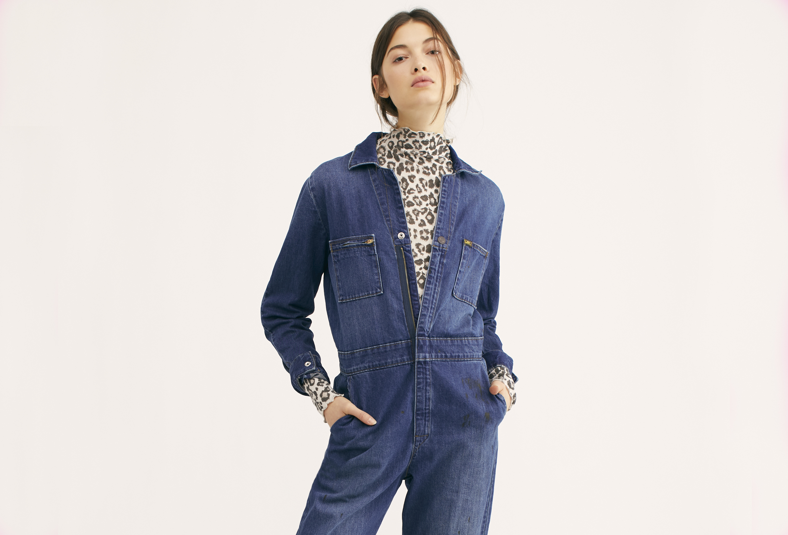 How To Style Coveralls Jumpsuits And Denim Overalls Like A Fashion