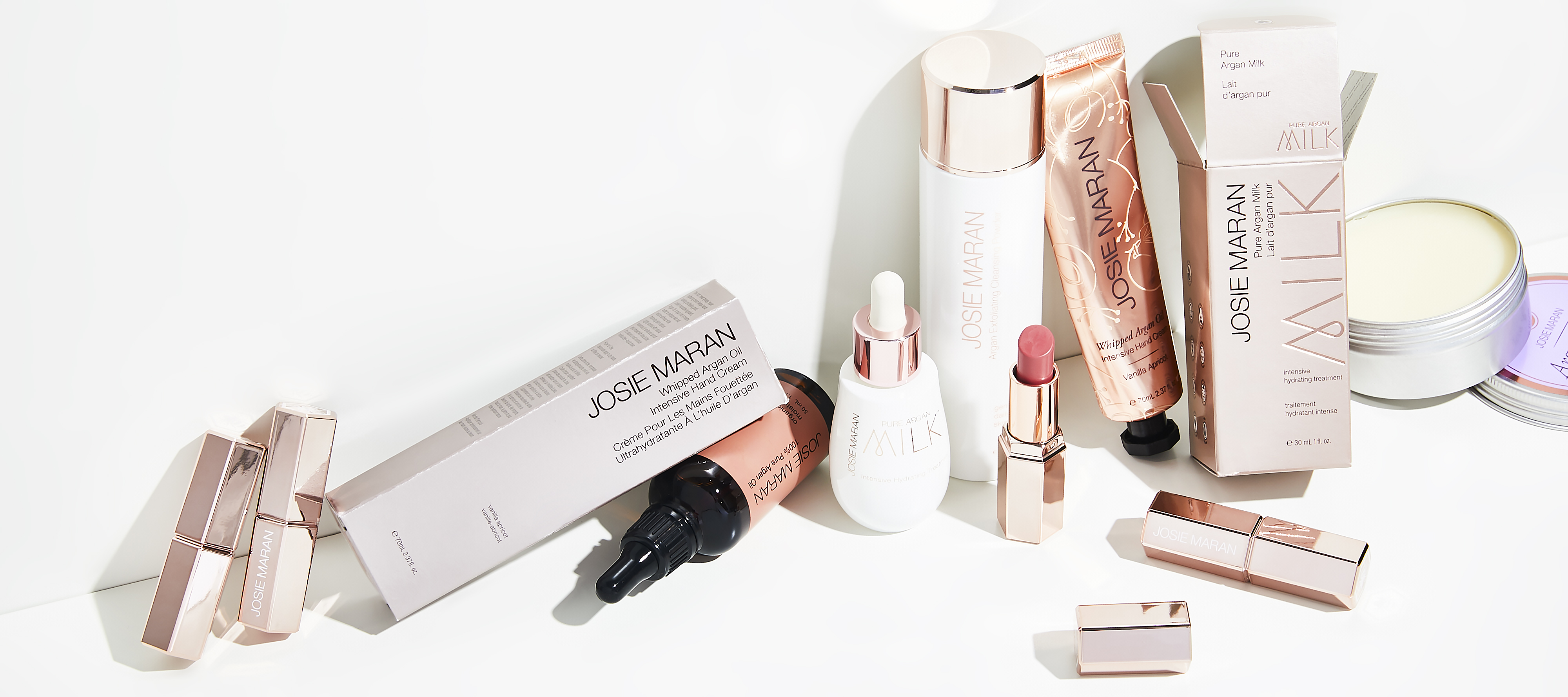 Real FP Customers Are Giving These Four Josie Maran Argan Products ⭐️⭐️⭐️⭐️⭐️ Recommendations