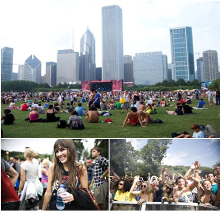 Post image for lollapalooza lineup announced