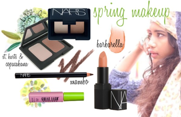 Post image for spring makeup how-to